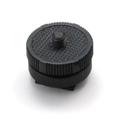 Raptor HS-1 Hot/Cold Shoe Mount Adapter for Audio Recorders