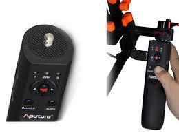 Aputure V-Grip USB Focus Video Remote Handle