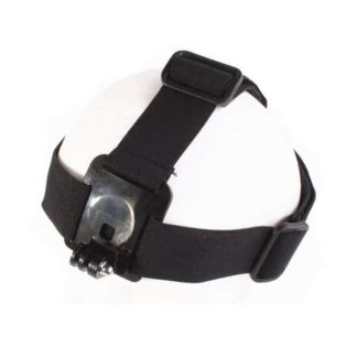 SJCAM Elastic Adjustable Head Strap with Bag for GoPro, SJCAM etc.